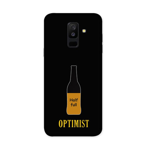 The Optimist Case for Samsung Galaxy J8