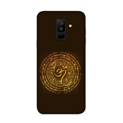 Om Case for Samsung Galaxy J8