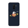 Sleeping in Space Case for Samsung Galaxy J8