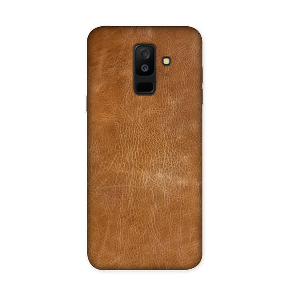 Classic Leather Texture Case for Samsung Galaxy J8