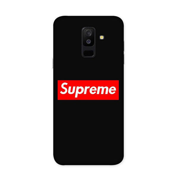 Supreme Case for Samsung Galaxy J8