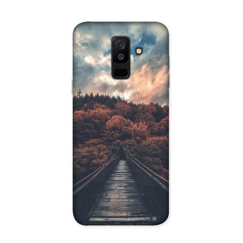 Walk On A Bridge Case for Samsung Galaxy J8
