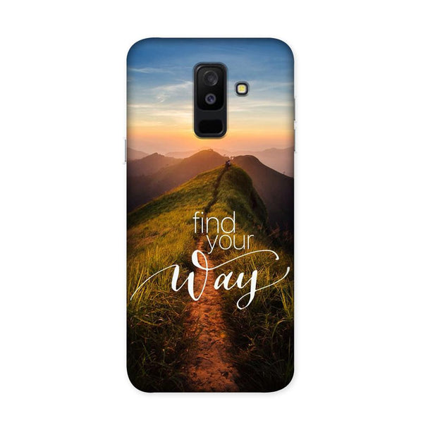 Find Your Way Case for Samsung Galaxy J8