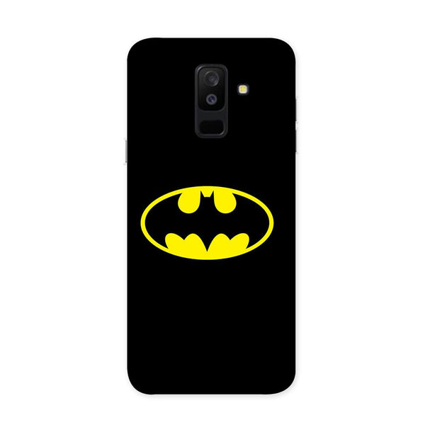 Batman Logo Case for Samsung Galaxy J8