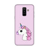 Unicorn Pink Case for Samsung Galaxy J8