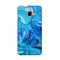 Blue Splash Case for Samsung Galaxy C7 Pro