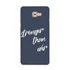 Stronger Than Ever Case for  Samsung Galaxy C9