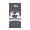 Unicorn Duo Case for  Samsung Galaxy C9