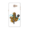 Musical Ganesha Case for  Samsung Galaxy C9