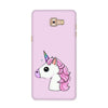 Unicorn Pink Case for  Samsung Galaxy C9
