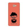 Beard Before Talks Case for  Samsung Galaxy C9