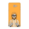Painted Yellow Case for  Samsung Galaxy C9