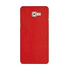 Red Leather Texture Case for  Samsung Galaxy C9 Pro 2016
