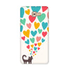 Cat In Love Case for  Samsung Galaxy C9 Pro 2016