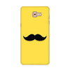 Moustache Yellow Case for  Samsung Galaxy C9 Pro 2016