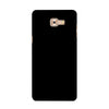 Solid Black Color Case for  Samsung Galaxy C9 Pro 2016