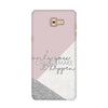Make It Happen Case for  Samsung Galaxy C9 Pro 2016