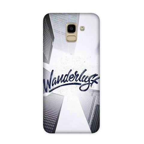 Wanderlust Case for Samsung Galaxy J6