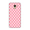 Pinky Checks Case for Samsung Galaxy J6