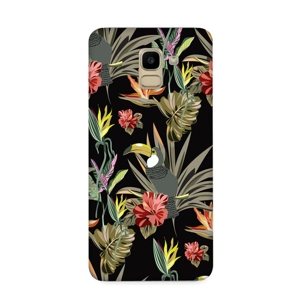 Diviona Tropical Case for Samsung Galaxy J6