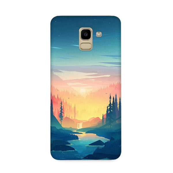 View To Die For Case for Samsung Galaxy J6