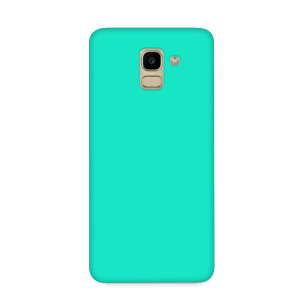 Solid Jungle Color Case for Samsung Galaxy J6