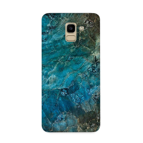 Blue Granite Case for Samsung Galaxy J6