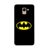 Batman Logo Case for Samsung Galaxy J6