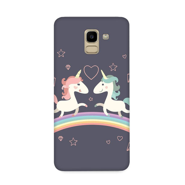 Unicorn Duo Case for Samsung Galaxy J6