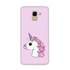 Unicorn Pink Case for Samsung Galaxy J6