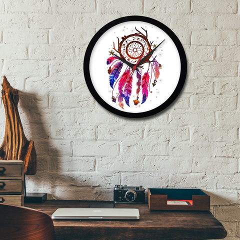 Dreamcatcher Kroa Wall Clock