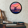 NY Skyline Wall Clock