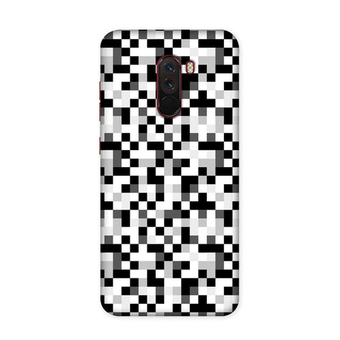 Pixelated Case for Xiaomi Poco F1