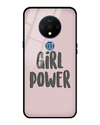 Girl Power Glass Case for OnePlus 7T