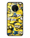 Minions Glass Case for OnePlus 7T