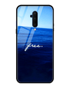 Be Free Glass Case for OnePlus 7T Pro