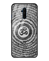 Om Shloka Glass Case for OnePlus 7T Pro