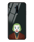 Sad Clown Glass Case for OnePlus 7T Pro