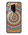 Indian Art 4 Glass Case for OnePlus 8 Pro