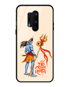 Namah Shivaya Glass Case for OnePlus 8 Pro