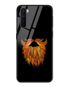 Beard Love Glass Case for OnePlus Nord