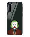 Sad Clown Glass Case for OnePlus Nord
