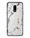 Marble Titlo Glass Case for OnePlus 7