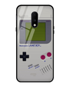 Game Boy Glass Case for OnePlus 7
