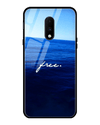 Be Free Glass Case for OnePlus 7