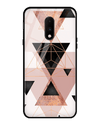 Sukona Triangles Glass Case for OnePlus 7