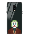 Sad Clown Glass Case for OnePlus 7
