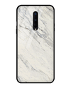 Reeko Marble Glass Case for OnePlus 8