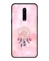 Classic Dreamcatcher Glass Case for OnePlus 8