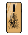 Ganesha Glass Case for OnePlus 8